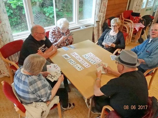 18.Finnåker - underhållning med kortspel